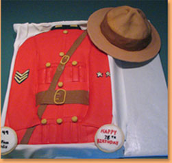 Canadian Mountie